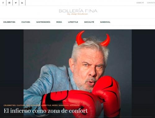 Diseño blog Josep Sandoval