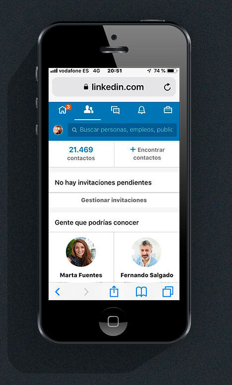 Marketing Consulting, vende a través de tu perfil de linkedin